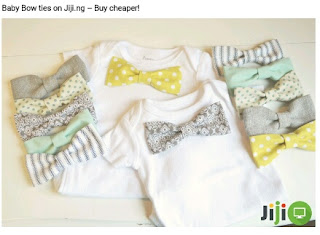 Baby Bow ties on jiji.ng - Buy Cheaper
