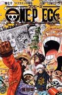 One Piece Manga Tomo 70