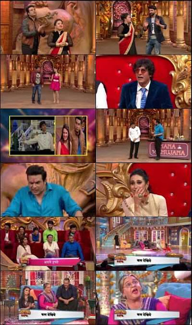 Comedy Nights Bachao 7th November 2015 9th Episode
