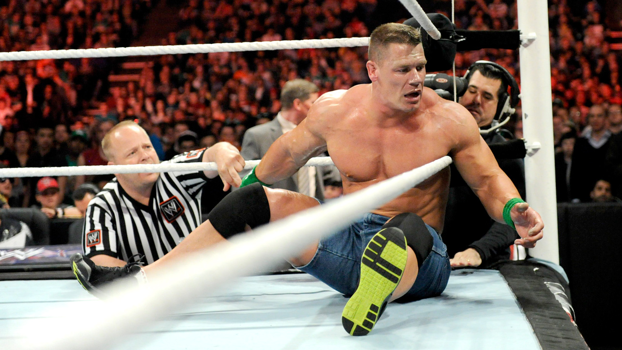 What brand are Cena s black green sole sneakers  - Wrestling Forum ... 148493d508
