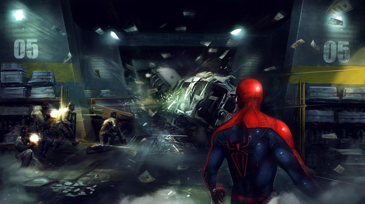 Plutôt discret depuis sa sortie au début de l'été, The Amazing Spider-Man a choisi l'automne pour refaire parler de lui par le biais de mouvements sur les plateformes de téléchargement.