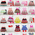 Stock Clearance: Mixed Laura Ashley, Gymboree, Carter's dress @21 RM each