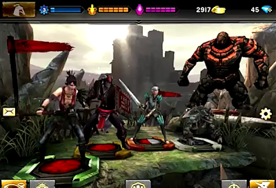 Heroes of Dragon Age for Android and iOS