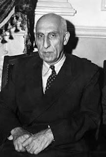 Mohammad Mossadeq - Iranian Nationalist