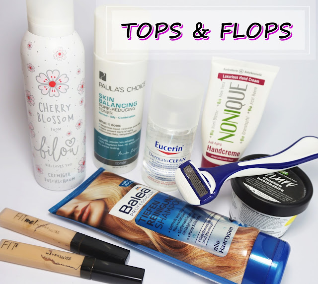Tops und Flops Beauty