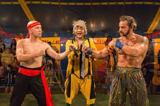 """Cena de """"O Shaolin do Sertão""""_http://bangalocult.blogspot.com"""