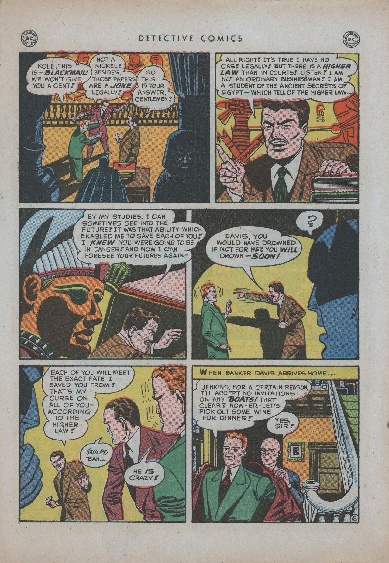 Detective Comics (1937) 151 Page 7