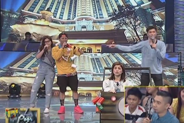 THROWBACK: Angel Locsin Revealed Her Rapping Skills During It's Showtime's 'Sine Mo 'To'! WATCH IT HERE!