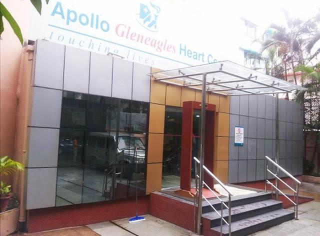 Apollo Gleneagles Heart Centre