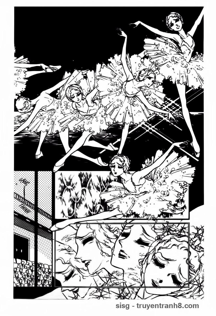 Swan - Vũ Khúc Thiên Nga Chap 43 - Next Chap 44
