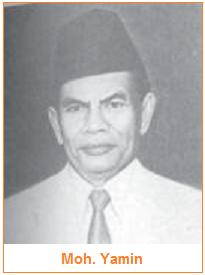 Moh Yamin - Tokoh Gerindo
