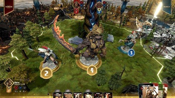 Blood Rage: Digital Edition (2020) PC Full Español