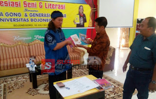 Deklarasi Unigoro Sebagai Kampus Literasi Pertama Di Bojonegoro