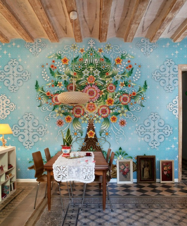 catalina estrada wallpaper papel pintado photobooth ideas decoration boda wedding