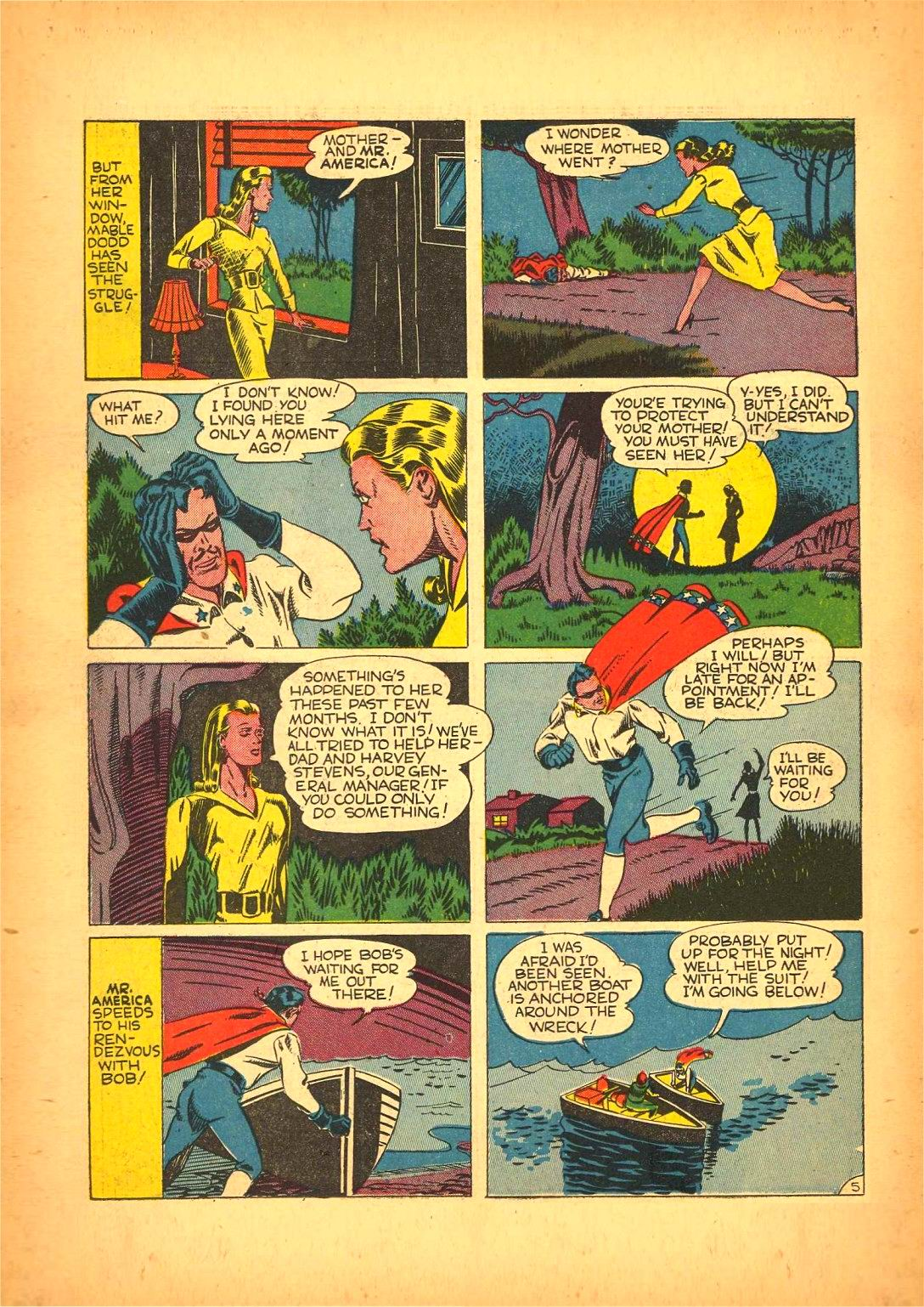 Read online Action Comics (1938) comic -  Issue #50 - 48