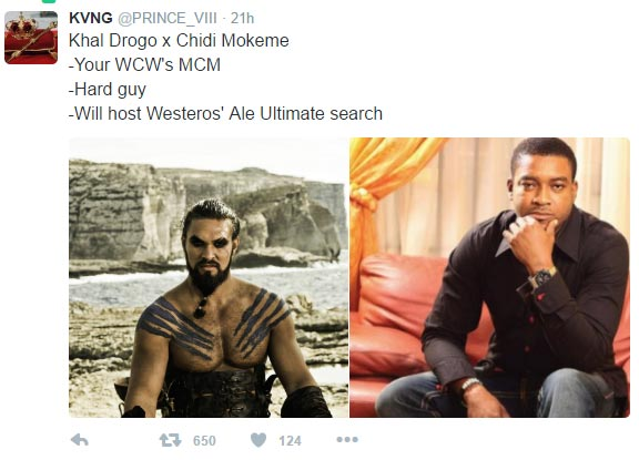 Social media compares Nollywood stars with their Hollywood colleagues