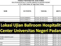 Jadwal dan Nama Peserta UJIAN CAT CPNS 2018 - Kabupaten Solok Selatan, Download Disini !!!