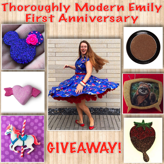 thoroughly modern emily first anniversary giveaway photo