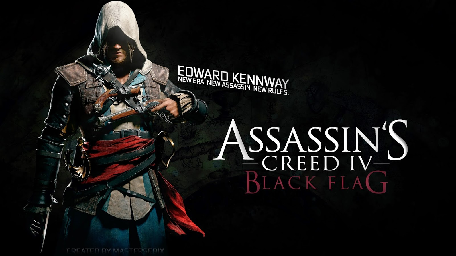 WallpapersKu: Assassin's Creed IV: Black Flag Wallpapers