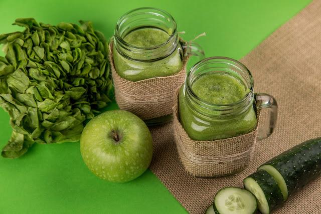 Beneficios del jugo de pepino