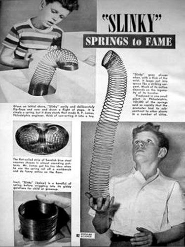 Publicidad Slinky 1
