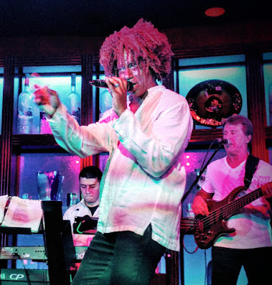 The House Band at the Blue Martini in Naples, Florida
