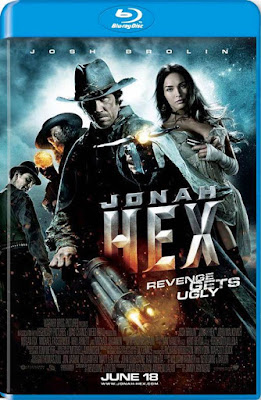 Jonah Hex 2010 BD25 Spanish