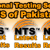 NTS Directorate of Nursing Sindh Karachi 9th October 2016 Result
