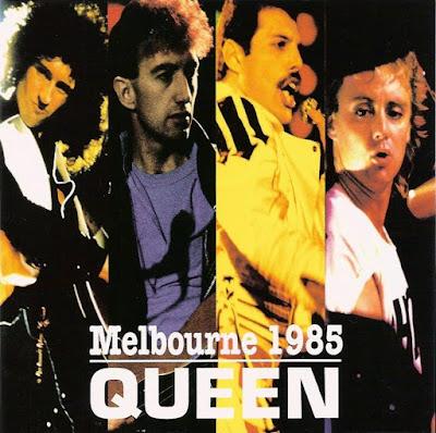 Queen - Melbourne 19 - 04 - 1985