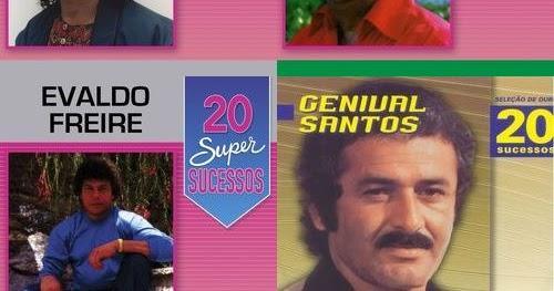 EVALDO SUPER 20 SUCESSOS BAIXAR CD FREIRE