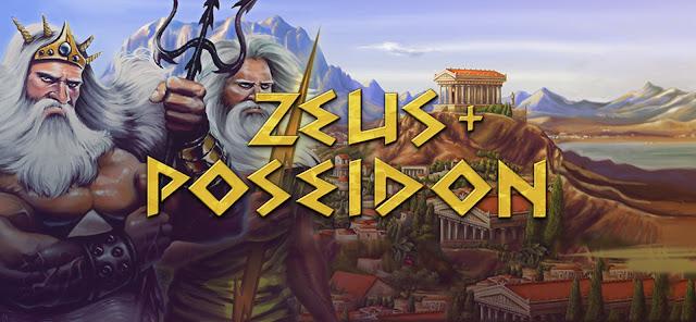 Portada Zeus + Poseidon juego