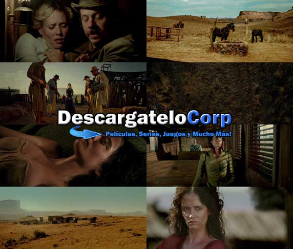 The Salvation DVDRip Latino