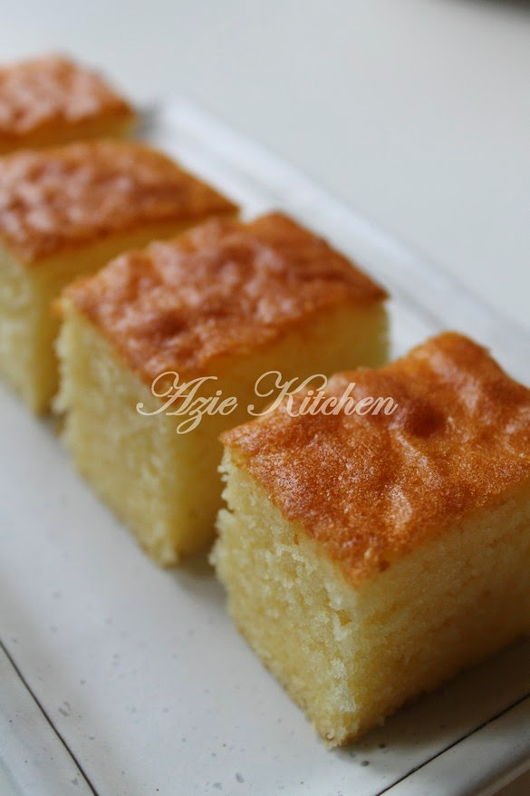 Moist Butter Cake Azie Kitchen