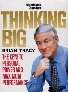 Thinking Big By Brian Tracy, Self Improvement, Personality Development, Motivational Ebook, Self Improvement,  Brian Tracy Ebooks
