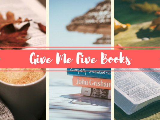 Give Me Five Books #3