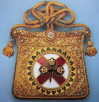 Image result for Order of St Patrick Prelates badge