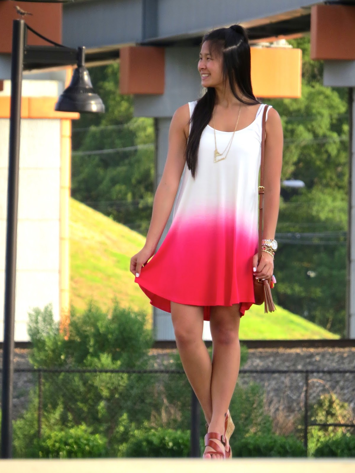 red_ombre_dress