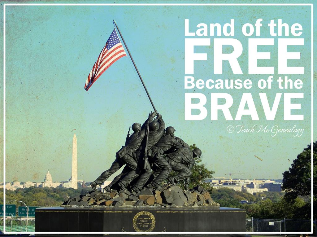 Home Of The Free Because Of The Brave Quote Nt41