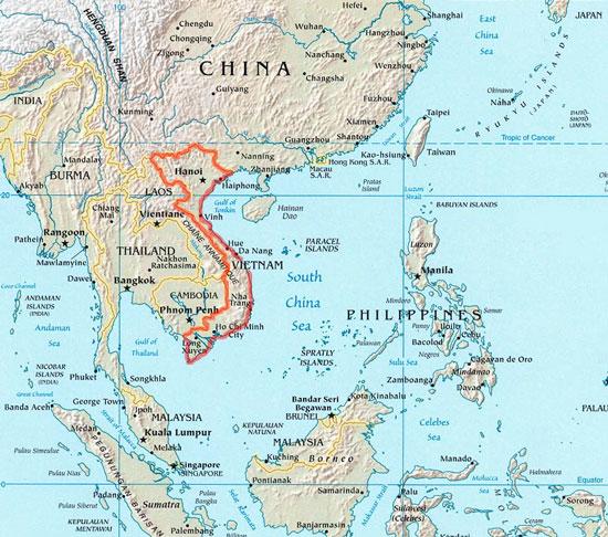 Vietnam Bloggers Tour