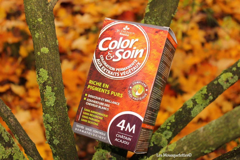 color et soin laboratoire des 3 chnes les mousquetettes - Nature Et Soin Coloration Permanente