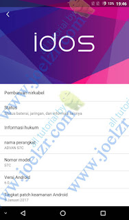 firmware advan s7c ram 1gb