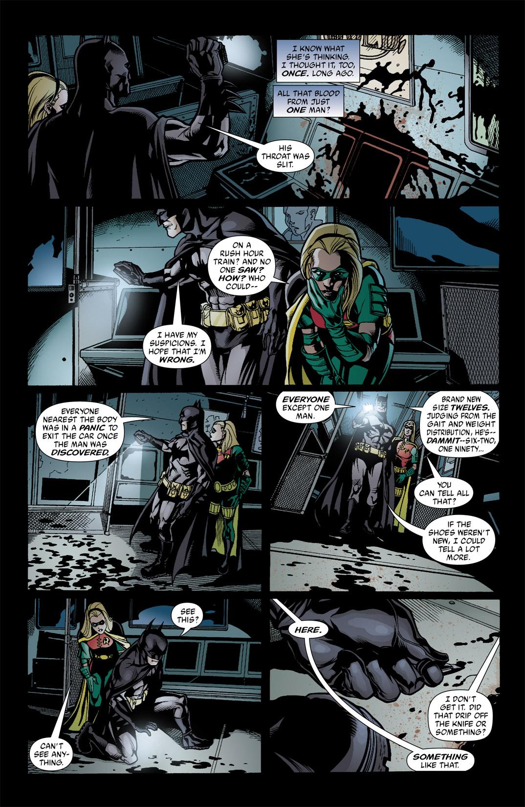 Detective Comics (1937) 796 Page 6