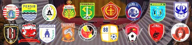 Daftar 18 Tim Liga 1 2019