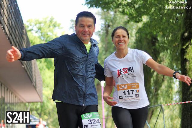 S24H. Cea mai lungă cursă de alergare non-stop din România, de 72 de ore, va avea loc la Timișoara. Cuplu