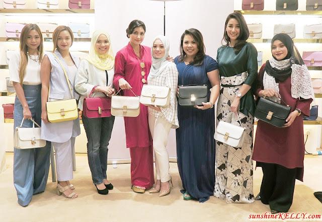 Victoria Sloane, official launched, FashionValet, Rita Sosilawati, Vivi Yusof,
