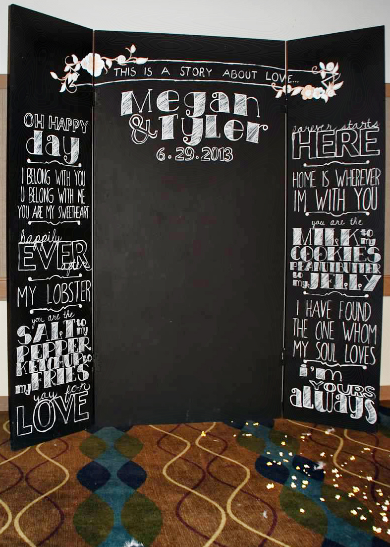 Wedding {part 4} : Photo Booth