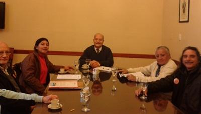 FeTERA se reunió con el Ministro de Producción provincial