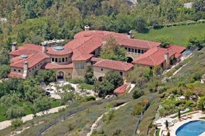 Arnold Schwarzenegger house