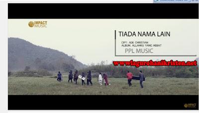 Tiada Nama Lain - PPL Music