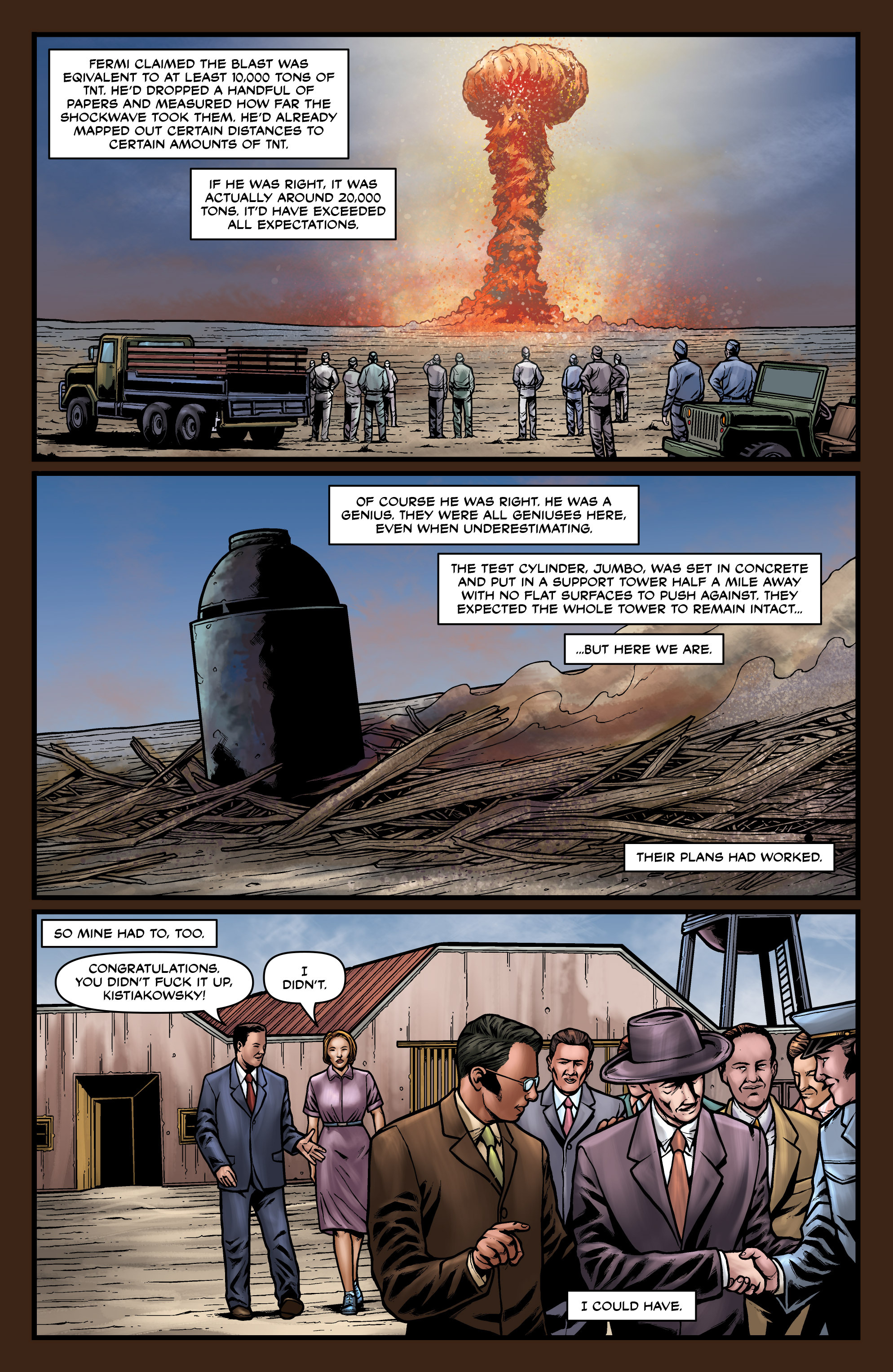 Read online Uber comic -  Issue #18 - 10